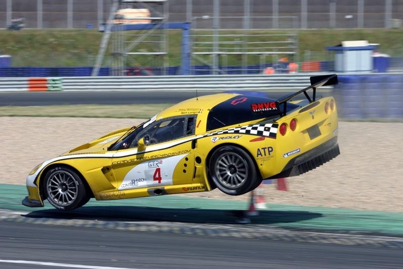 Racing Like Parts 171 Innotech Corvettes